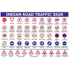Road Signs Chart India Protector Firesafety India Pvt Ltd Indian Road Traffic