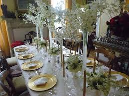 Elegant Party Decorations Inexpensive Christmas Table Centerpiece Ideas Elegant White Plus