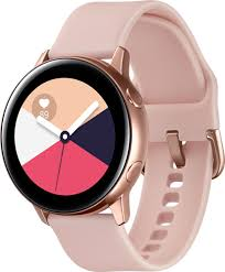 <b>Умные часы</b> (smart watch) <b>Samsung Galaxy</b> Watch <b>Active</b> SM-R500 ...
