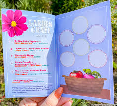 2020 epcot flower and garden festival