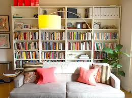 Living Room Bookcase Bookcases Apartment Therapy
