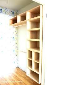 building closet shelves birbarcelona2018org built in closet organizers installing closet organizers