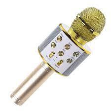 Kareoke Mikrofon, Asonic AS-M09 Karaoke Mikrofon, Hoparlör