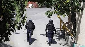 Mercenaries' kill Haitian president; 4 ...
