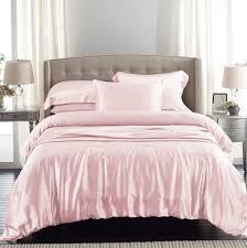 pale pink duvet set