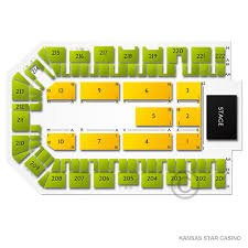 Kansas Star Arena Seating Chart Kansas Star Casino Seating Related Keywords Suggestions