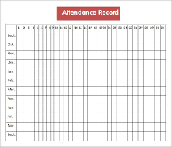 Employee Attendance Sheet In Excel For Office Office Attendance Sheet Excel Free Download 41828600415 Employee