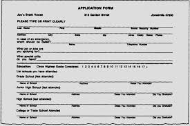 Curriculum Vitae Fill In The Blanks Fill In The Blank Cv Resume