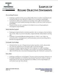 Objective For Teaching Resume Substitute Teacher Resume Sample ...