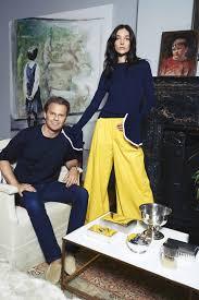 At Home With Fashion Designer Adam Lippes - Adam Lippes Profile