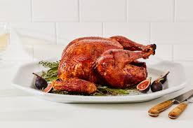 The Simplest Roast Turkey