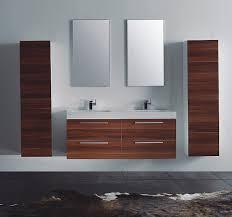cabinet gtgt. Amazing Modern Bathroom Vanity With Wavy Double Sinks In Black Top Cabinet Gtgt S
