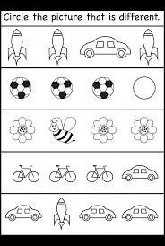 Kidz Worksheets Preschool Color Patterns Worksheet8 Free Pattern ...
