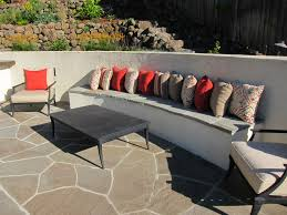 Stucco Retaining Wall Design
