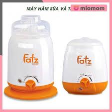 Máy hâm sữa và tiệt trùng fatz baby 4 chức năng (fb3002sl) hâm sữa, thức  ăn, vắt cam, tiệt trùng, giữ nóng - máy ủ sữa, bình hâm sữa, fatzbaby, máy  tiệt