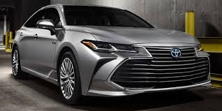 2019 - Toyota - Avalon - Vehicles on Display | Chicago Auto Show