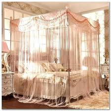 Full Size Bed Canopy Cover Home Improvement Astonishing Queen Covers ...