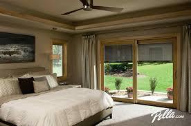 pella sliding doors bedroom contemporary with bedroom bedroom patio door