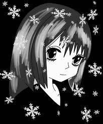 Winter Anime Girl Cool By Kaylin Watchorn