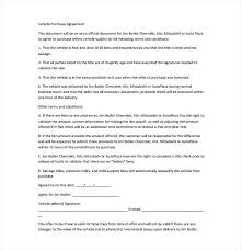 Letter For Child Support Child Support Agreement Letter ...
