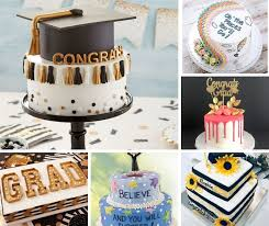 33 Graduation Cake Ideas Your Grad Will Love Raising Teens Today