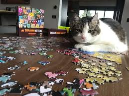 exploding cats. Brilliant Exploding Exploding Kittens Picture Purrfect 1000 Piece Puzzle On Cats T