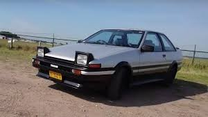 This Is How Fast A JDM Toyota AE86 Can Go After 34 Years Of Use