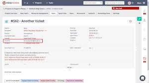 Email Templates For Helpdesk Easy Redmine