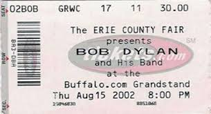 Image Result For Bob Dylan Erie County Fair 2002 Music