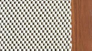 non slip rug pad 8x10 fundamentals non slip rug pad felt pads outdoor home depot
