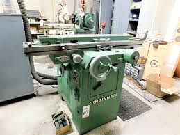 cincinnati milacron 2 cutter grinder serial number the machine does not look like any of the pictures that i have found on the web