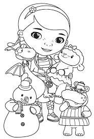 Small Picture Disney junior coloring pages doc mcstuffins ColoringStar