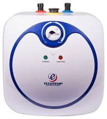 eccotemp em 2 electric 2 5 gallon mini tank water heater