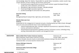 Beautiful Lawn Care Job Description For Resume Images - Simple .