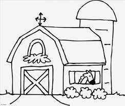 Barn And Silo Coloring Pages Barn Coloring Pages Barn And Silo