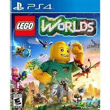 lego worlds playstation 4