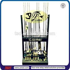 Fishing Rod Display Stand