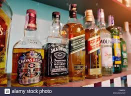 Whiskey Bar Mobel