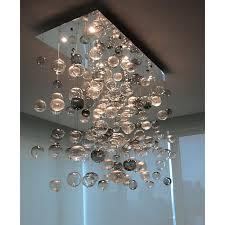 floating bubbles chandelier 13953