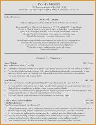Staff Nurse Resume Format Sample Nursing Student Resume New 35 Work Experience Resume Free