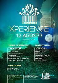 sicrea flyer ra transition xperience 10th edition at torre regina giovanna