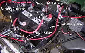 dual battery setup for yamaha rhino 660