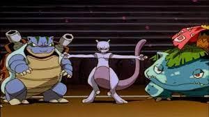 Pokemon MewTwo Strikes Back - Cinematic Trailer - YouTube
