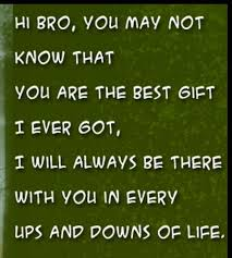 Brother Quotes Beauteous 48 Brother Quotes Sibling Quotes For Your Cute Brother Fresh