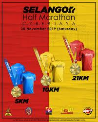422c Pt Chart Selangor Half Marathon Ticket2u