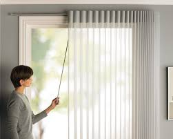 vertical blinds with sheer curtains. Brilliant With Vertical Blinds With Sheer Curtains Attached Inside Vertical Blinds With Sheer Curtains E