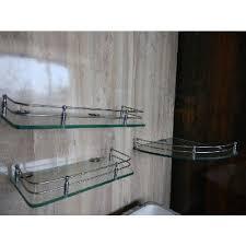 bathroom wall shelf stainless steel