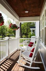 mid century modern front porch. Contemporary Porches Covered Front Porch Pictures Decoto Ideas Designs For Houses Railing Plans Modern House Gl Mid Century R