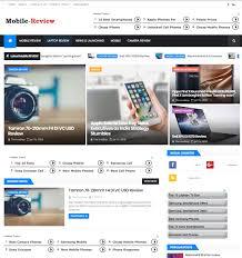 Blogger Templates 2020 Magone Responsive News Magazine Blogger Template Free