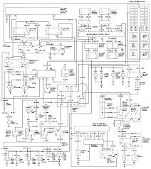 Ford ranger wiring by color 1983 1991 1988 ford ranger wiring diagram